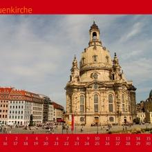 Oktoberblatt Kalender 2007