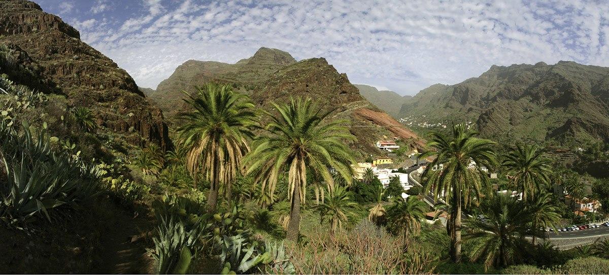 Valle Gran Rey – La Gomera