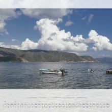 Maiblatt Kalender 2015 –Elba
