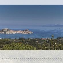 Juniblatt Kalender 2015 –Elba