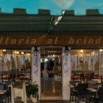 Abends im Al Brindisi
