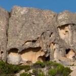 Von den Felsen, die gerne etwas Anderes geworden wären