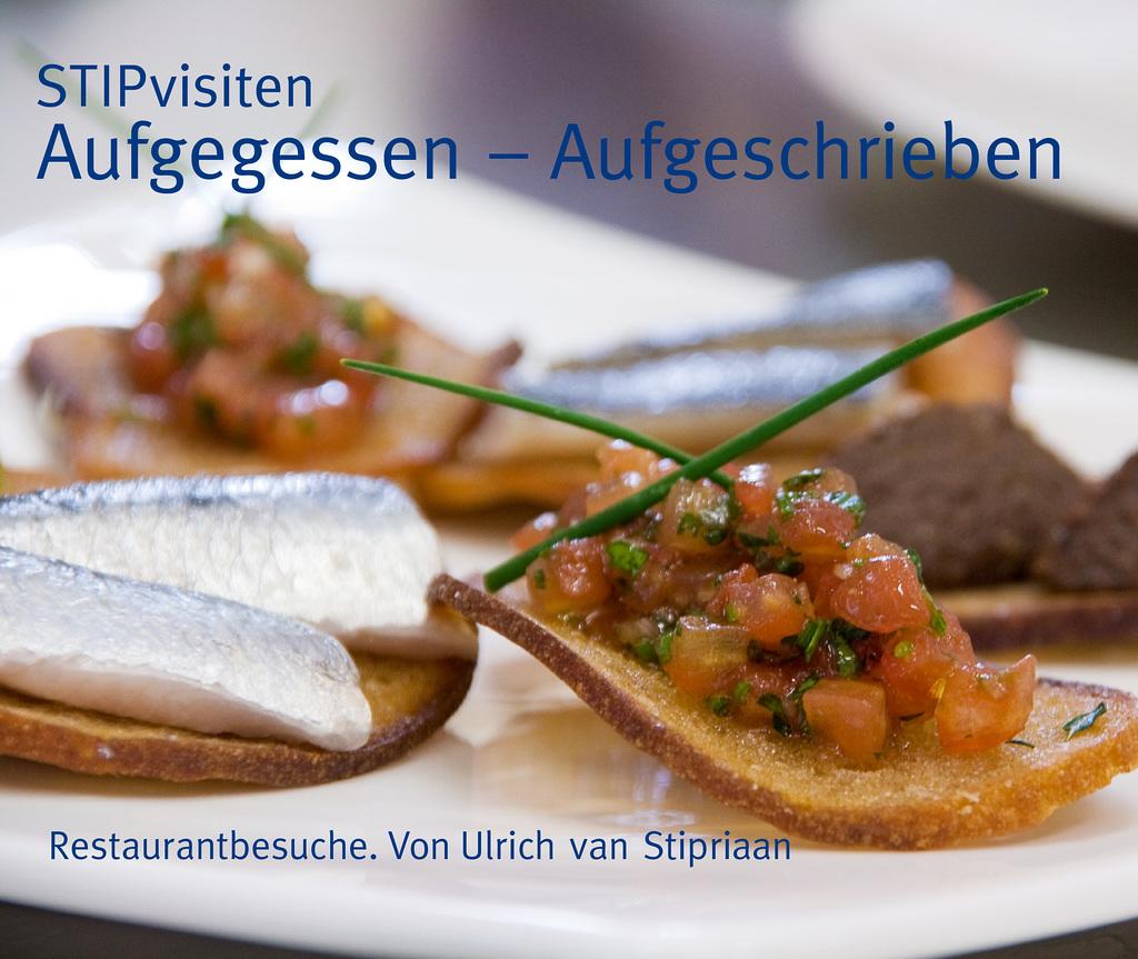 Reiseverführer Restaurant-Besuche