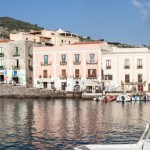 An der Marina Corta in Lipari