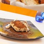 Essen im Ristorante U'Palacca