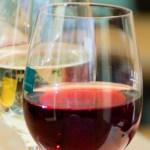 Auf und ab beim Weingutsbesuch