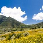 Spiel mit den Wolken am Monte Fossa delle Felci