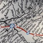 Von Wien nach Dresden in elf Tagen