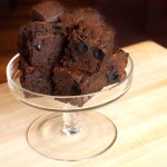 Bake It: Angostura Bitters & Luxardo Cherry Brownies