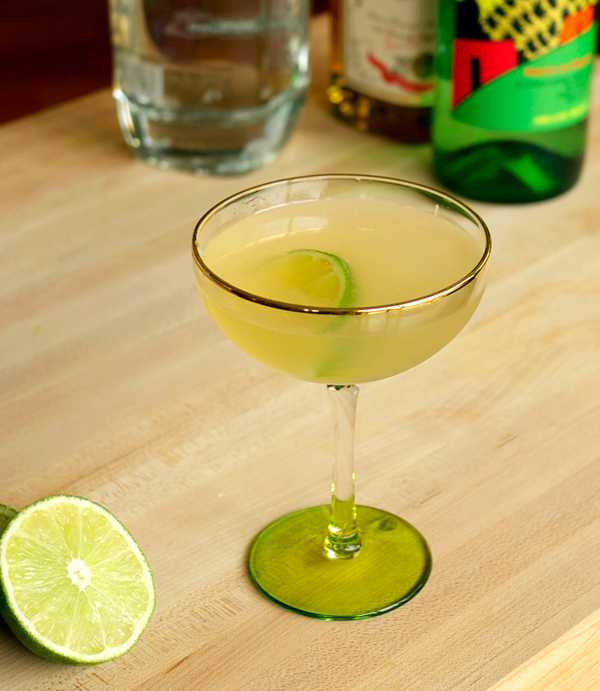 Bar Keeper Margarita // stirandstrain.com