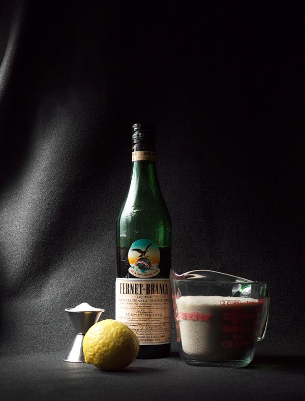 Fernet Branca Jelly // stirandstrain.com