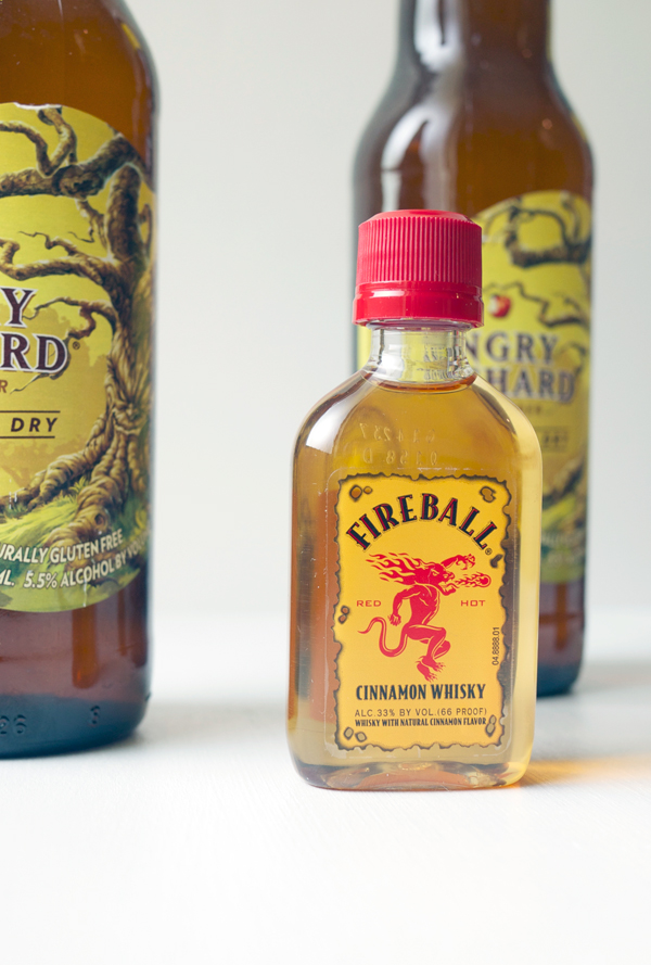 Low Rent Cocktail of the Month: Fireball Cider // stirandstrain.com