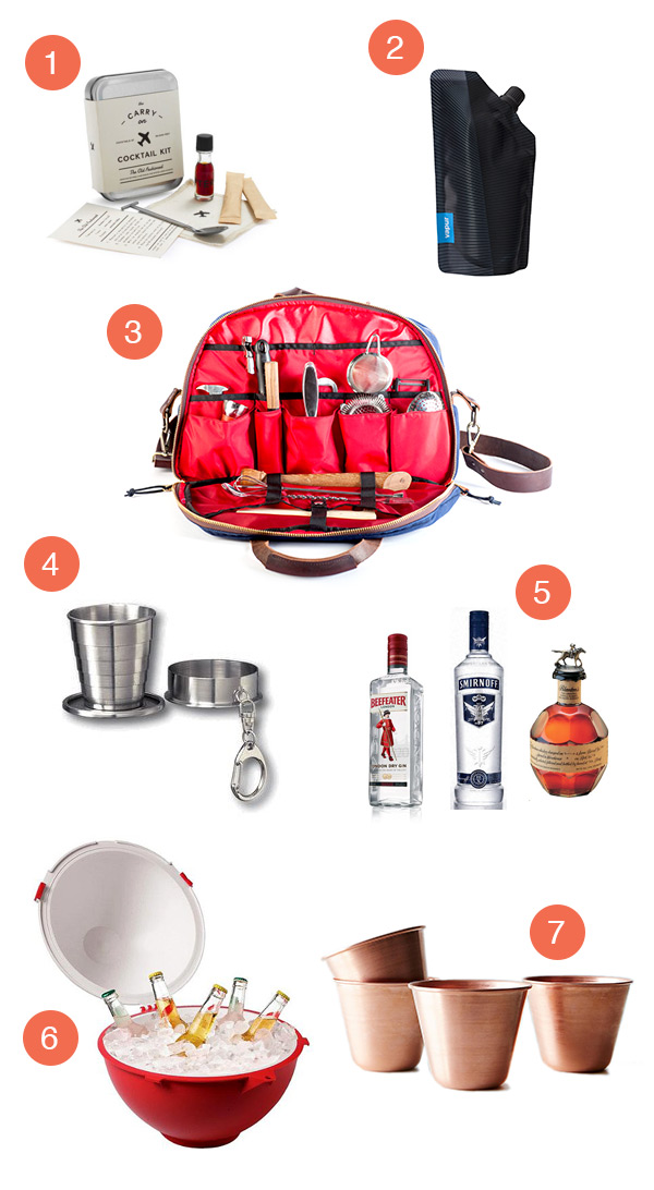 Have Booze Will Travel Holiday Gift Guide 2014 // stirandstrain.com