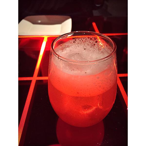 Booze News Truffle Salt Cocktail // stirandstrain.com