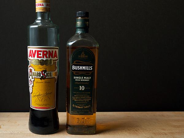 Bitter Irishman Cocktail // stirandstrain.com