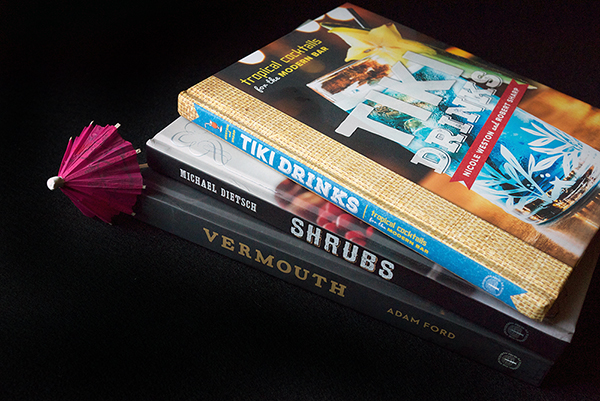 Giveaway: Summer Cocktail Books! // stirandstrain.com