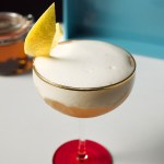 Vanilla-Infused Amaretto Sour