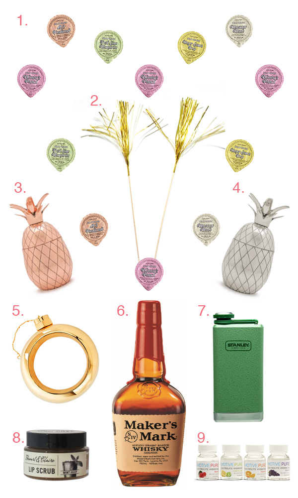 Gift Guide: His & Her Valentine's Day 2016 // stirandstrain.com