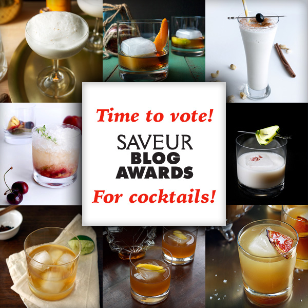 Saveur Blog Awards 2016 // stirandstrain.com