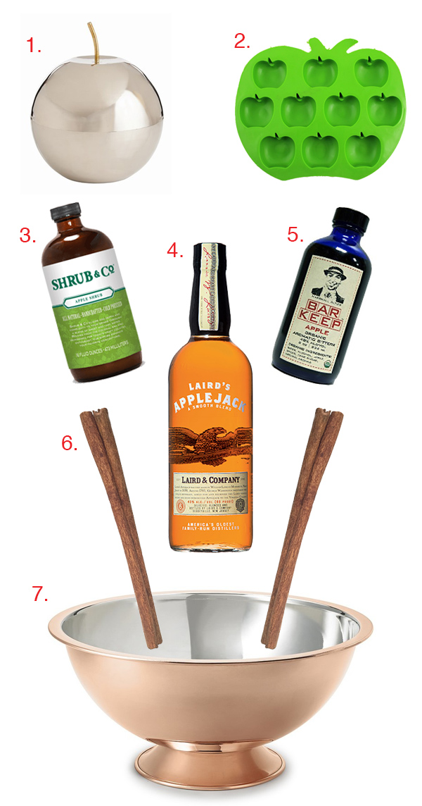 Gift Guide: Falling for Apples // stirandstrain.com