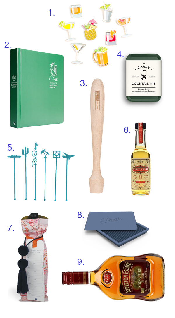 Boozy Gift Guide: $25 and Under // stirandstrain.com