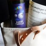 Wine Scavenger Hunt with Sheep Thrills Wine