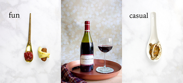 Holiday Entertaining: What Appetizer Am I Quiz? 30 Minute or less wine and appetizer pairing // stirandstrain.com