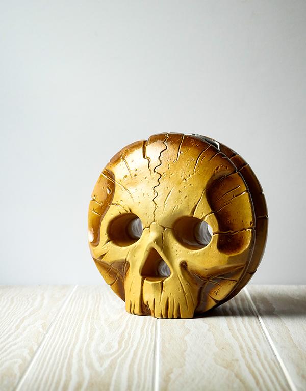 Monday Booze News: tiki mug skulls // stirandstrain.com