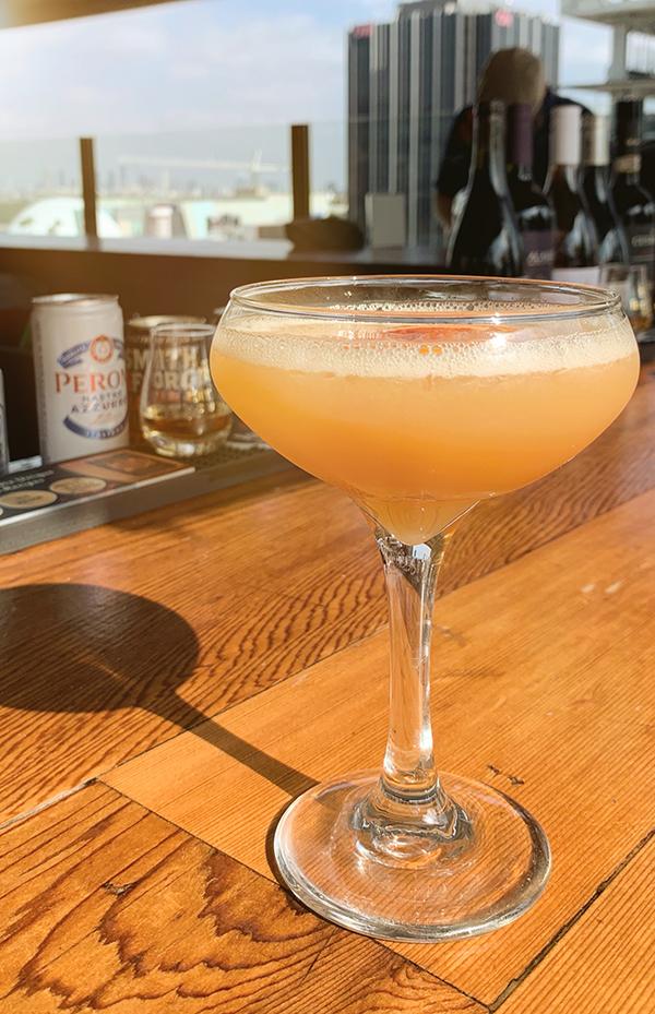 Monday Booze News: roof top drinks // stirandstrain.com