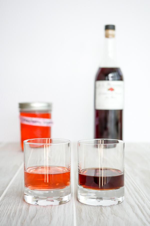 Make or Buy: Strawberry Liqueur // stirandstrain.com