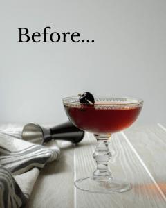 Manhattan Cocktail Preset // stirandstrain.com