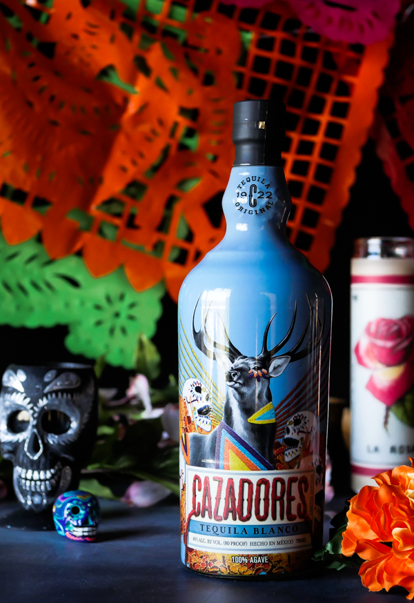 Cazadores Day of the Dead // stirandstrain.com