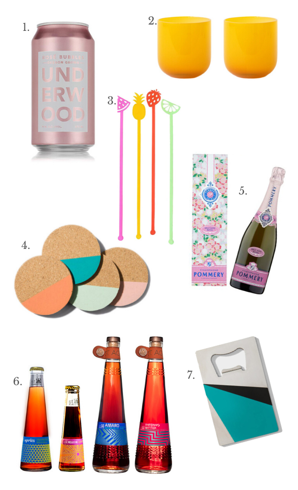 The Home Bar: Spring Gift Guide 2020 // stirandstrain.com