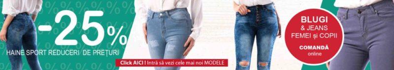 Pantaloni Dama Blugi si Jeans Big Mag