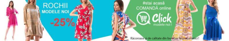 Rochii de Vara Modele Noi Magazin BIG Mag