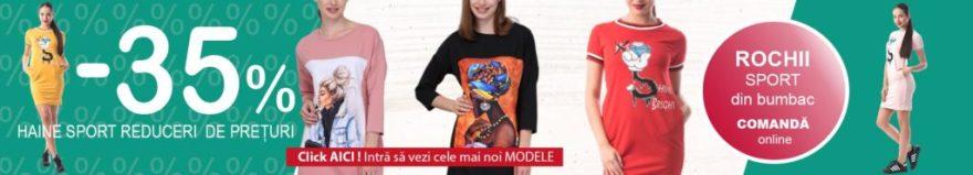 Rochii de Bumbac de Vara Magazin Big Mag