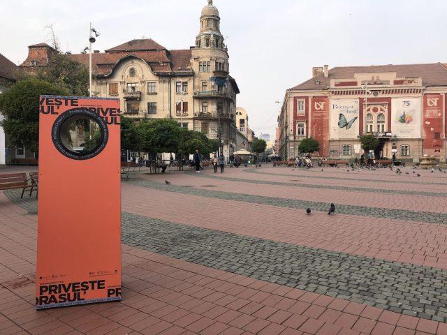 Privește Orașul Timișoara