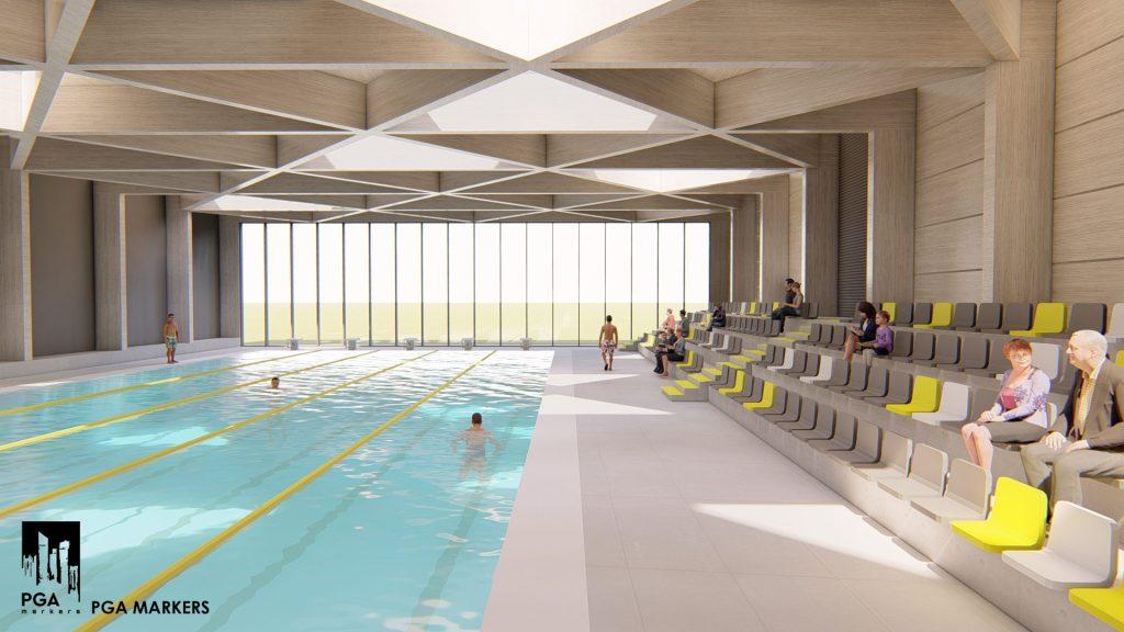 bazin de înot