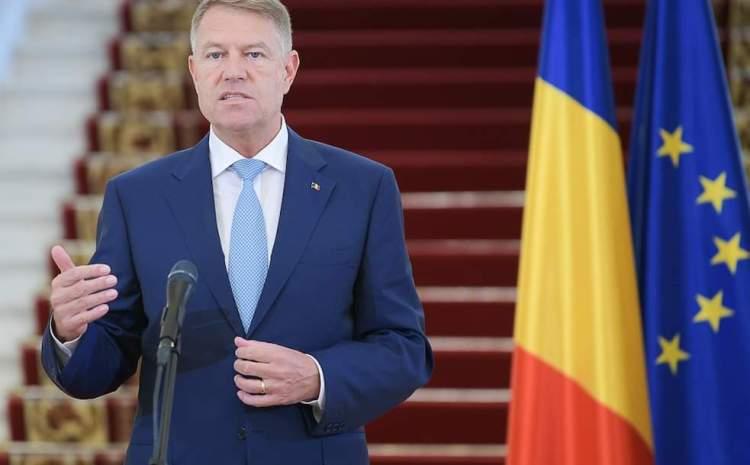 """Preşedintele Iohannis: """"Din 15 mai devine obligatoriu portul măştii"""" dar să fim atenți si la următoarele"""