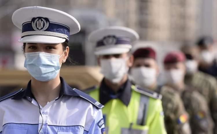 Amenzi între 500 și 2.500 de lei pentru cei care nu vor purta mască de protecție