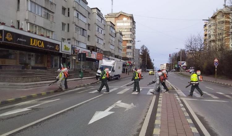 Primarul Sucevei cere ieșirea orașului din carantina: Situația este bunișoară, sunt câțiva oameni bolnavi
