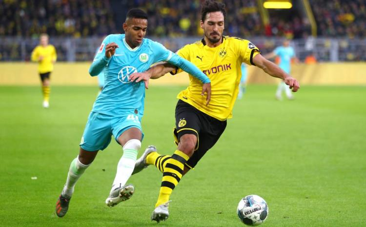 Wolfsburg – Borussia Dortmund, ACUM, pe Digi Sport 1. Oaspeții se pot apropia la doar un punct de Bayern Munchen
