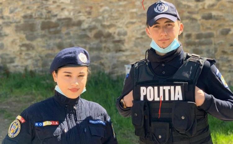 De asa polițiști are nevoie România! Dumnezeu sa le poarte de grijă