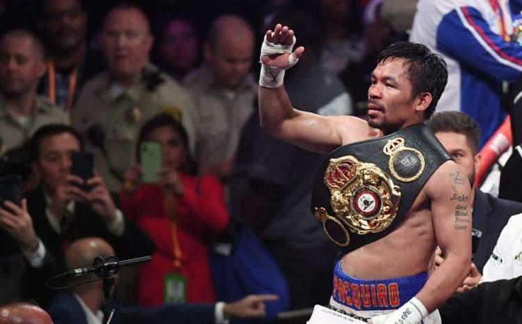 """Manny Pacquiao dezvăluie cum a ajuns campion mondial de box: """"Citesc Biblia tot timpul şi mă rog neîncetat!"""""""