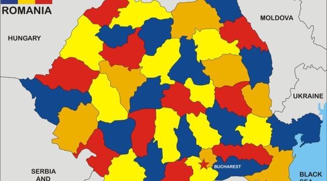 Coronavirus România. Județele cu cele mai multe cazuri noi de Covid-19 în ultimele 24 de ore
