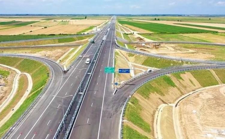 Prima autostradă finalizată în anul 2020. Tronsonul care leagă România de Ungaria