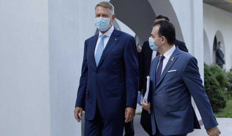 Orban, laude pentru Iohannis: Mulţumită eforturilor deosebite duse de preşedinte vom beneficia de sume de care nu am mai beneficiat