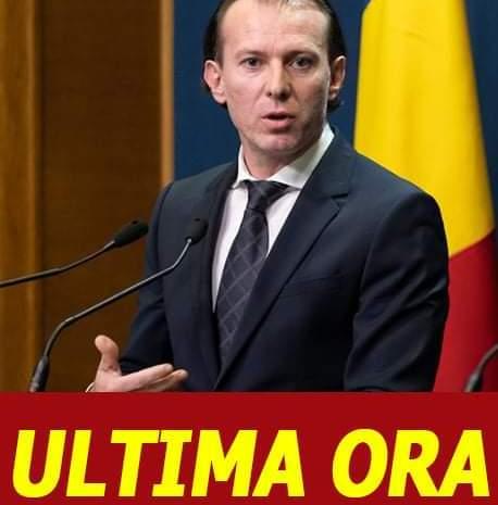 Cine este Florin Cîţu, noul prim ministru al României