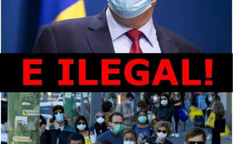 O avocată din Constanța a învins, în instanță, DSU. Obligativitatea purtării măștii de protecție în spațiu deschis, ilegală!