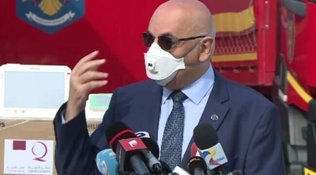 Raed Arafat, despre un lockdown general în România după sărbători! Ce spune despre restricțiile locale